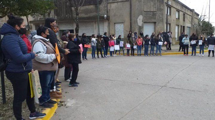 Berabevú: marcha para pedir justicia por el femicidio de Julieta