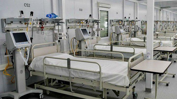 Muchos afiliados del Pami en Buenos Aires debieron ser trasladados a diferentes centros de salud.