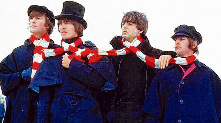 Típicamente ingleses. John Lennon
