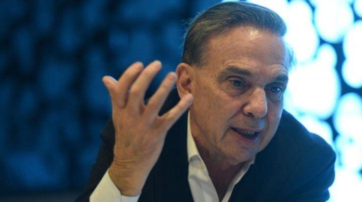 """Horizontalidad. Pichetto dijo que en Juntos por el Cambio el debate es """"más abierto""""."""
