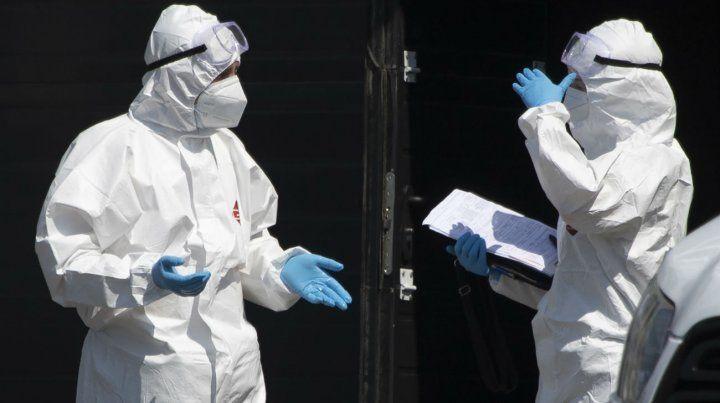 Con 39 casos nuevos de coronavirus, Rosario marcó otro récord