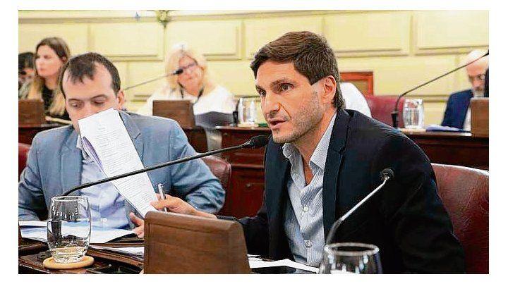 Pullaro. El legislador criticó la postura del gobierno provincial.
