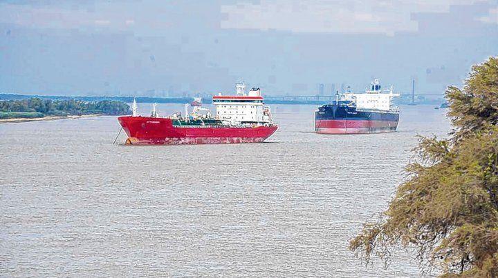 Exportaciones. Los embarques de granos son los que mejor se desenvolvieron en el primer semestre.