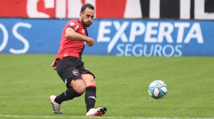 Gentiletti tiene un año más de contrato con Newells.