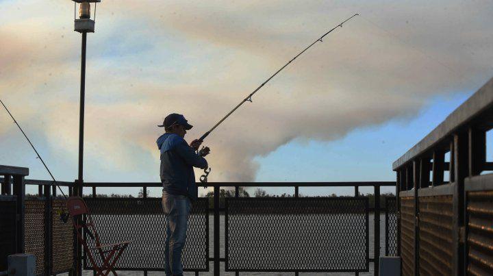 Los incendios en las zona de islas de Entre Ríos provocan graves inconvenientes a Rosario y la región.