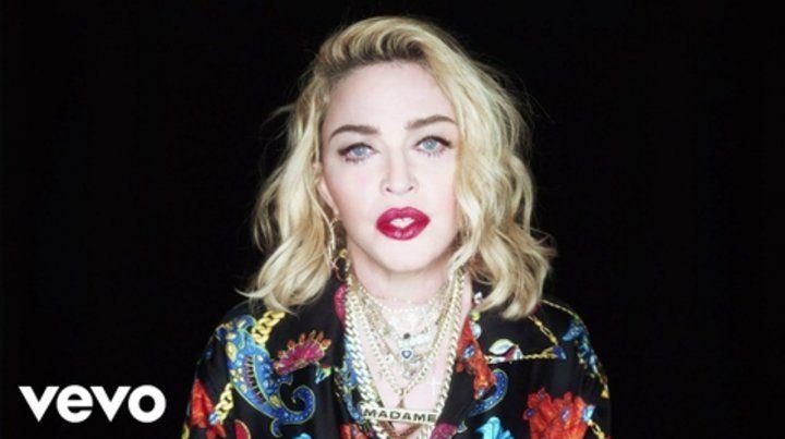 Madonna. La reina del pop.