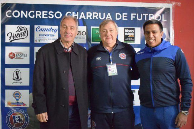 Edgardo Sbrissa.  Renunció al cargo de las divisiones inferiores.