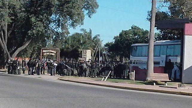 Gendarmería hizo 70 allanamientos simultáneos en tres ciudades de Santa Fe y en Córdoba