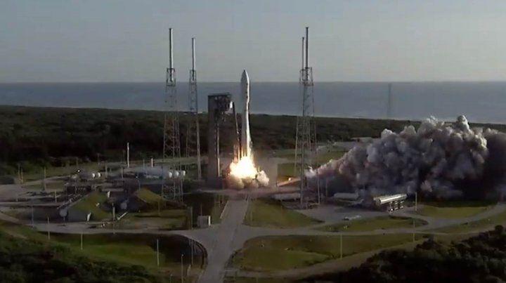 La Nasa estima que la misión llegará a Marte en febrero del 2021.