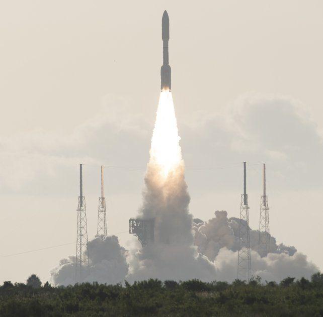La Nasa lanzó la misión Perserverance para buscar signos de vida en Marte