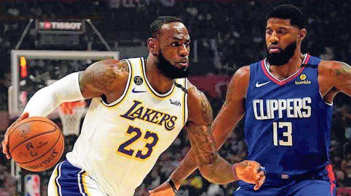 La NBA regresará a la burbuja de Disney, en Orlando