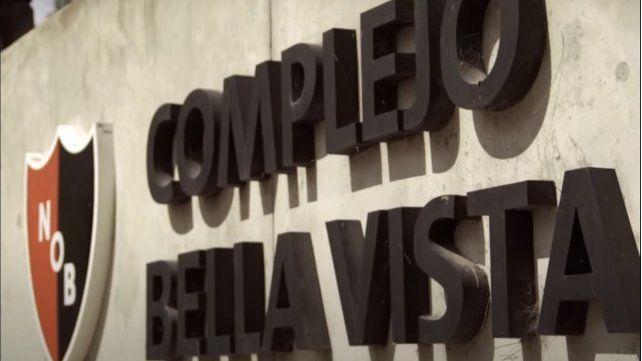 La entrada de Bella Vista