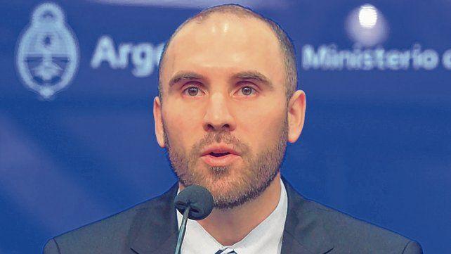 retruco. Guzmán rechazó presiones de bonistas extranjeros. Dijo que avanzará con otras negociaciones.