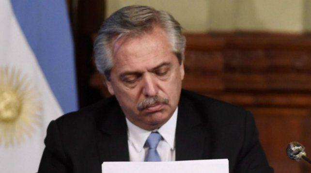 Alberto Fernández derogó el decreto de intervención de Vicentin