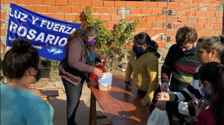 Campaña Solidaria Permanente: ayuda a quienes más lo necesitan
