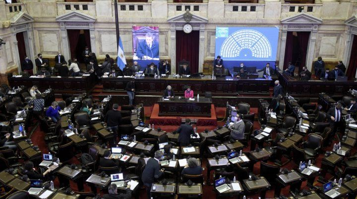 Seguí en vivo la sesión de Diputados, que trata los desafíos de la pospandemia