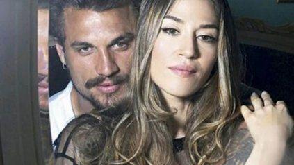 Daniel Osvaldo y Jimena Barón, una pareja con muchos idas y vueltas.