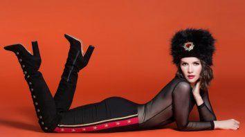 """Arrolladora. Natalia Oreiro se transformó en una ídola rusa por mostrar personajes de mujeres empoderadas, como en la novela """"Muñeca brava""""."""