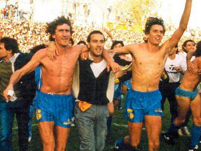 Edgardo Bauza ganó el torneo de la temporada 1986/87 de la mano de Zof.