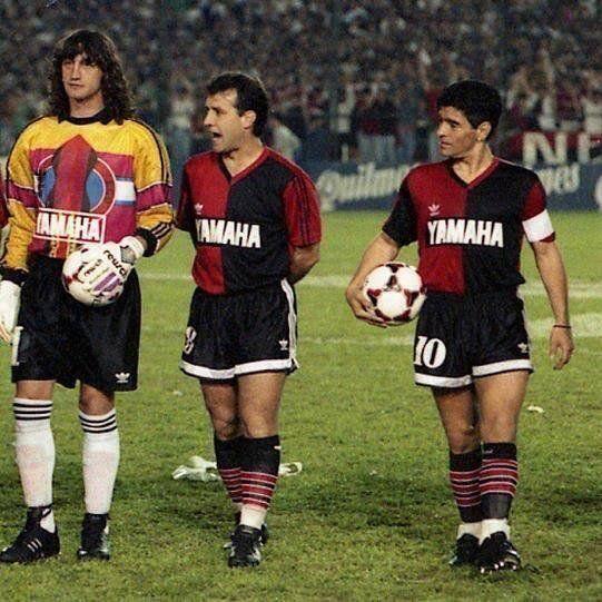 Martino, junto a Scoponi y Diego, un pedazo grande de la historia leprosa.