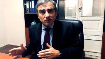 """legislador. Oscar """"Cachi"""" Martínez, diputado provincial peronista, impulsa el traslado del Parlamento a la región."""