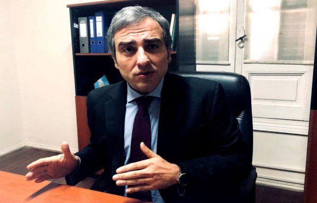 "legislador. Oscar ""Cachi"" Martínez"