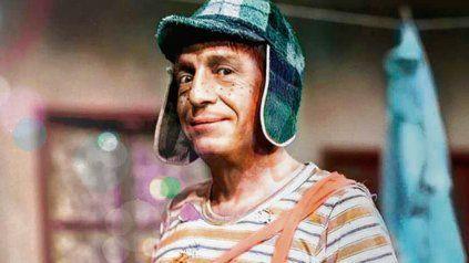 Icono. Roberto Gómez Bolaños creó un personaje que ya es un clásico.