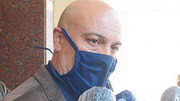 Descargo. Ponce Asahad habló el viernes con la prensa y negó las imputaciones que se le achacan.