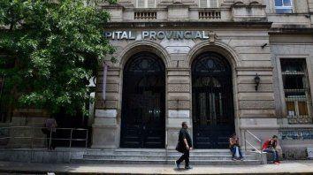 El joven, de 16 años, recibió un disparo en la pierna izquierda y fue derivado al Hospital Provincial.