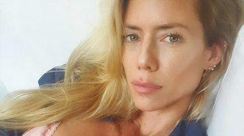 Nicole Neumann confirmó que tiene coronavirus