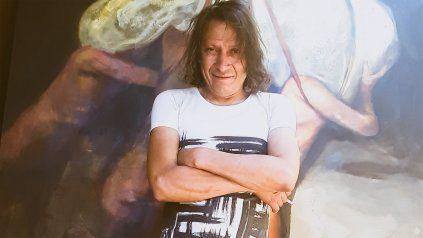 Murió el artista plástico Raúl Gómez tras un accidente en moto