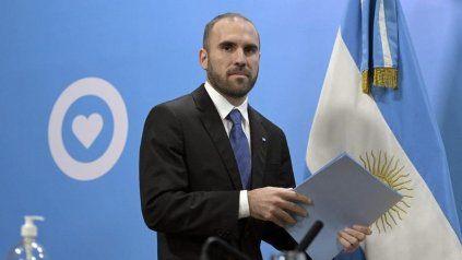 El ministro Guzmán dio un paso importante en el tema de la deuda.