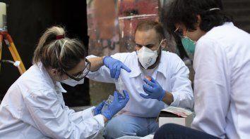 Rosario y la provincia de Santa Fe tuvieron récord de casos nuevos de coronavirus