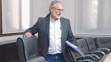 Basterra. El funcionario lamentó el fracaso de las propuestas de salvataje por parte de la Nación y Santa Fe.