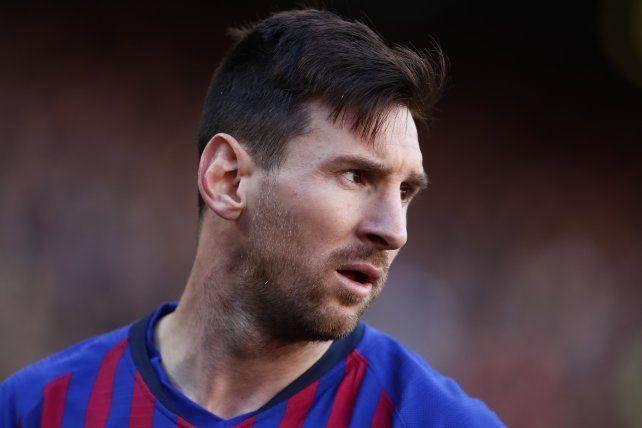 El trabajo del rosarino Lionel Messi será fundamental para el éxito del Barsa.