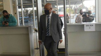 Sin salida. El fiscal Ponce Asahad está cumpliendo prisión preventiva por 90 días desde el martes.