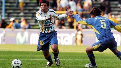Vecchio cumplirá el sueño de jugar otra vez en Central y ser dirigido por el Kily González.