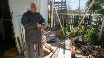 Murió la hermana Jordán, destacada referente social de barrio Empalme Graneros