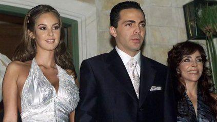Cristian Castro se casó con la modelo Gabriela Bo hace dos décadas.