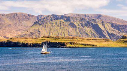 Isla de Rum: un paraíso escocés ofrece trabajo y alquiler barato