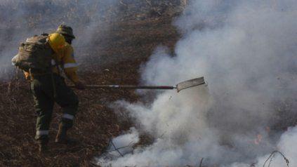 El 80 por ciento de los rosarinos se siente afectado por el humo de las islas