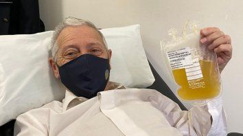 Sentí que me moría, afirmó un médico rosarino de 69 años que le ganó al coronavirus