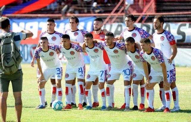 El arranque del 2020: El plantel que comenzó la temporada y después 19 futbolistas quedaron en libertad de acción.