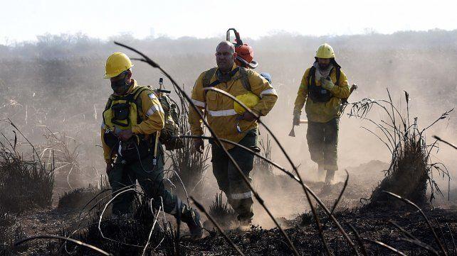 El diputado Nicolás Mayoraz presentó un proyecto para frenar las quemas en las islas