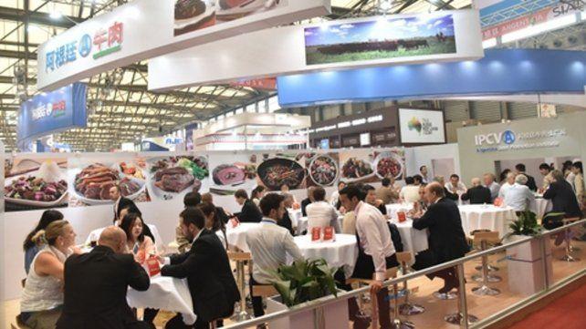 Marketing. Acciones de promoción del IPCVA en el mercado de China