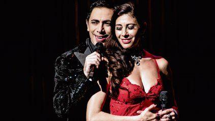 Humor al 2 x 4. Oscar Lajad y María José Rojas, de Tango Corrupto.