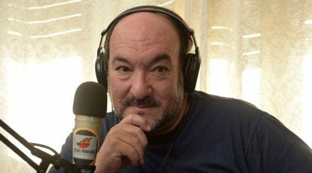 Osvaldo El TurcoWehbe falleció hoy tras estar internado desde julio por un ACV.