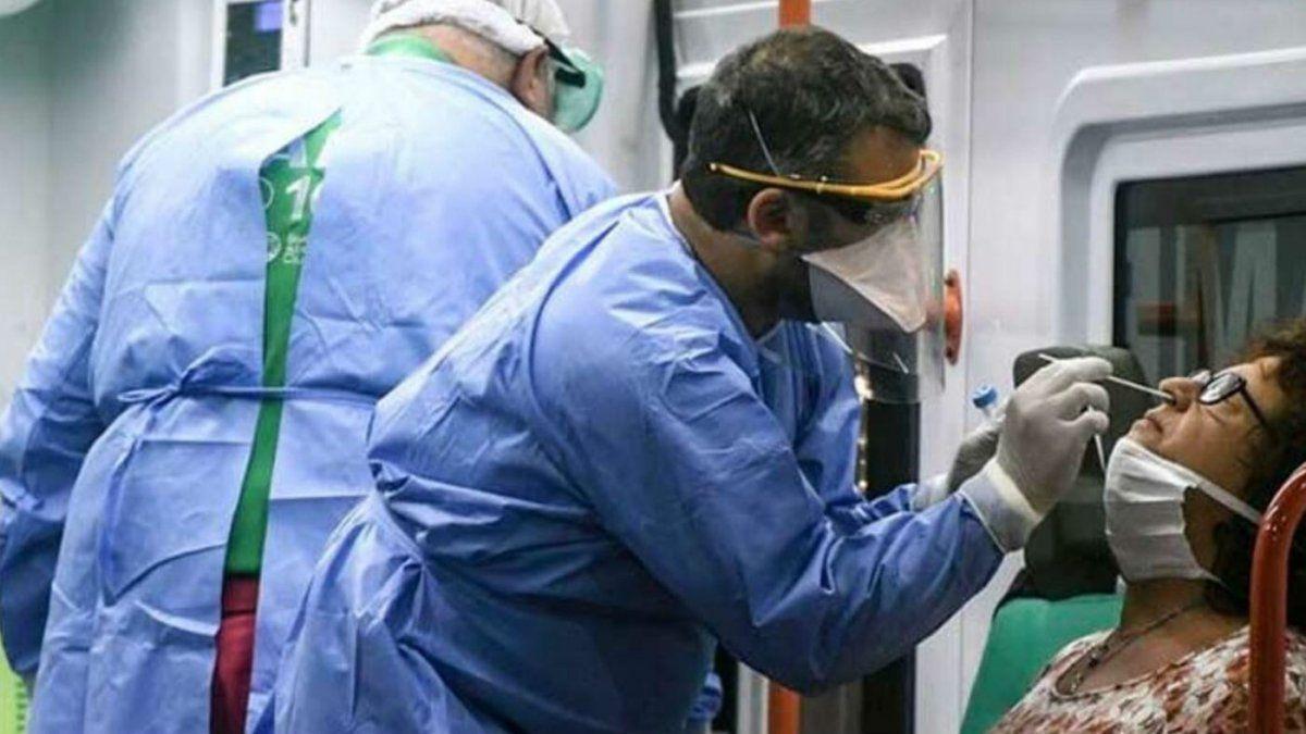 Otro récord de casos de coronavirus en la provincia y Santa Fe sumó 10 contagios