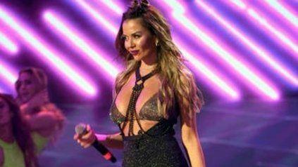 Karina Jelinek volvió a decepcionar al jurado del Cantando 2020