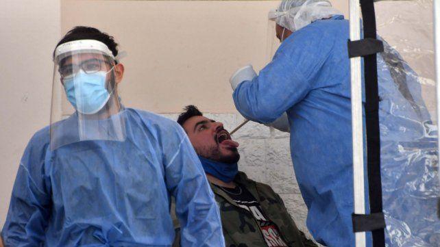 Hubo 149 nuevas muertes en Argentina y 7.498 contagios